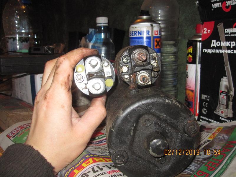 ремонт форд гранада