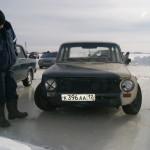 2101 drift ледовые гонки