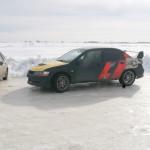 evolution ледовые гонки