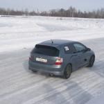 civic ледовые гонки