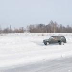 2131 niva ледовые гонки