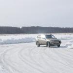 chevrolet niva ледовые гонки