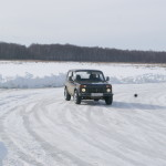 4x4 ледовые гонки