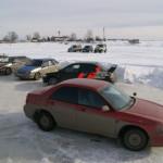 на старте red ледовые гонки