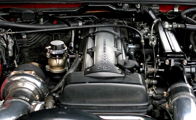 двигатель 2jz gte twin turbo