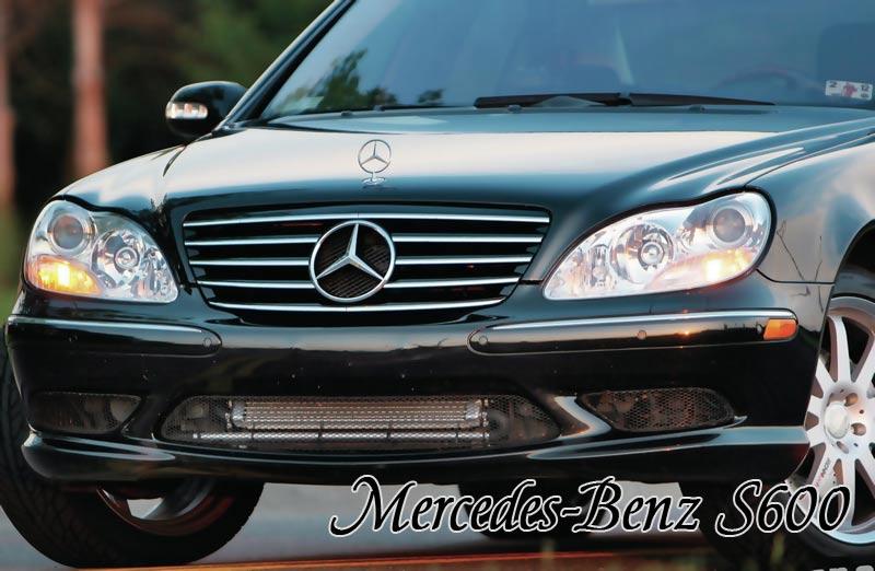 Mersedes-Benz-S600 кабан