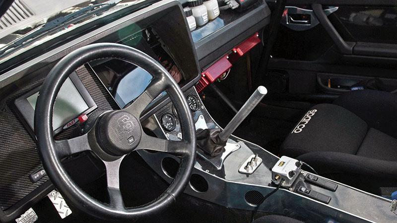тюнинг интерьера форд гранада