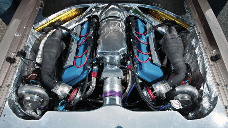 форд гранада v8