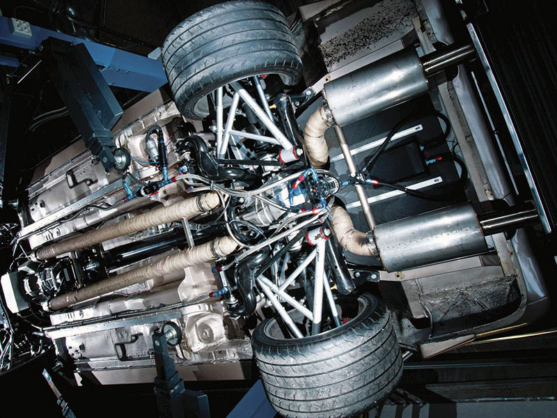 тюнинг выхлопной системы форд гранада