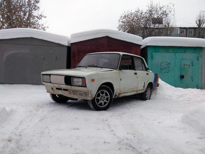 Жигули 2105 дрифт #bokomwagen