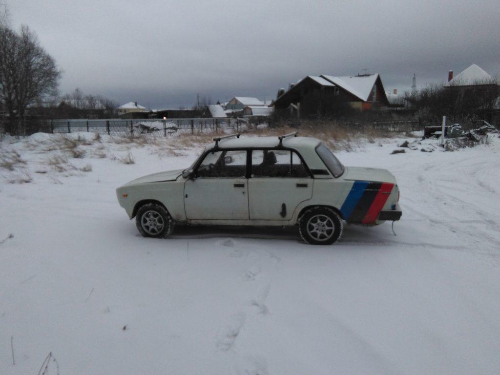 2105 дрифт #bokomwagen